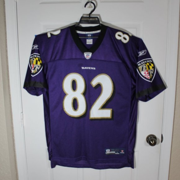 Baltimore Ravens #82 Jersey